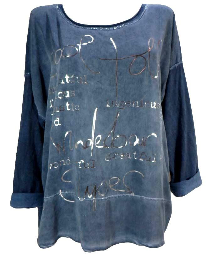 Модерна блуза Боряна