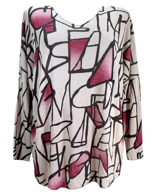 Модерна блуза Красимира