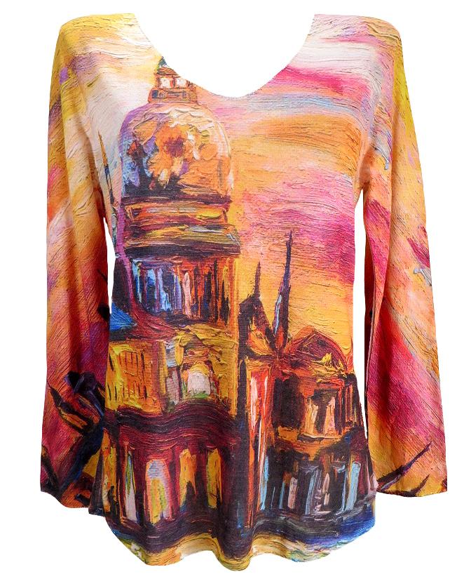 Модерна блуза Шейла