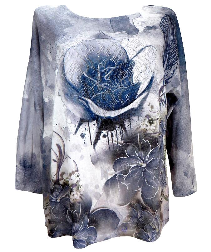 Модерна блуза Ивелина