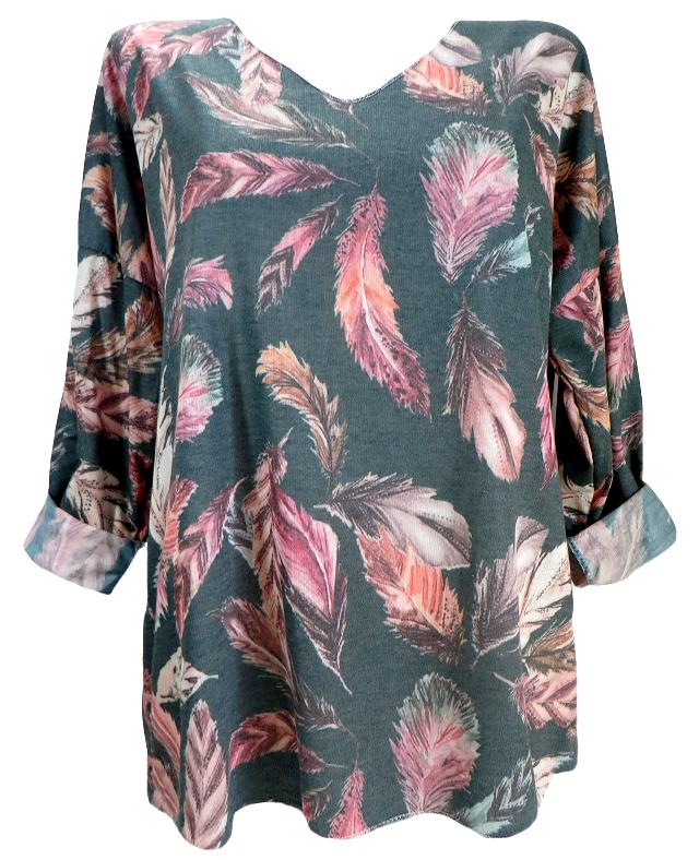 Модерна блуза Перца