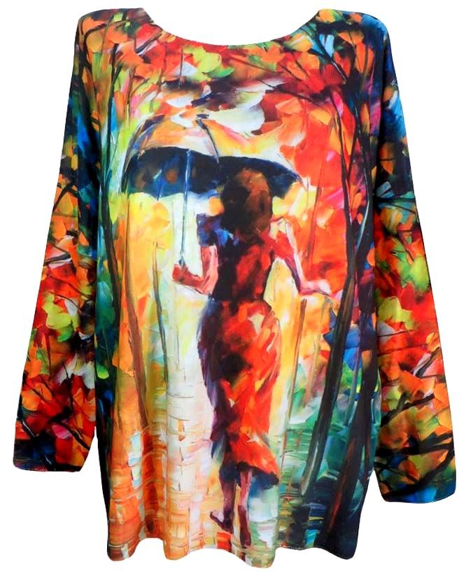 Дамска блуза Картина 5