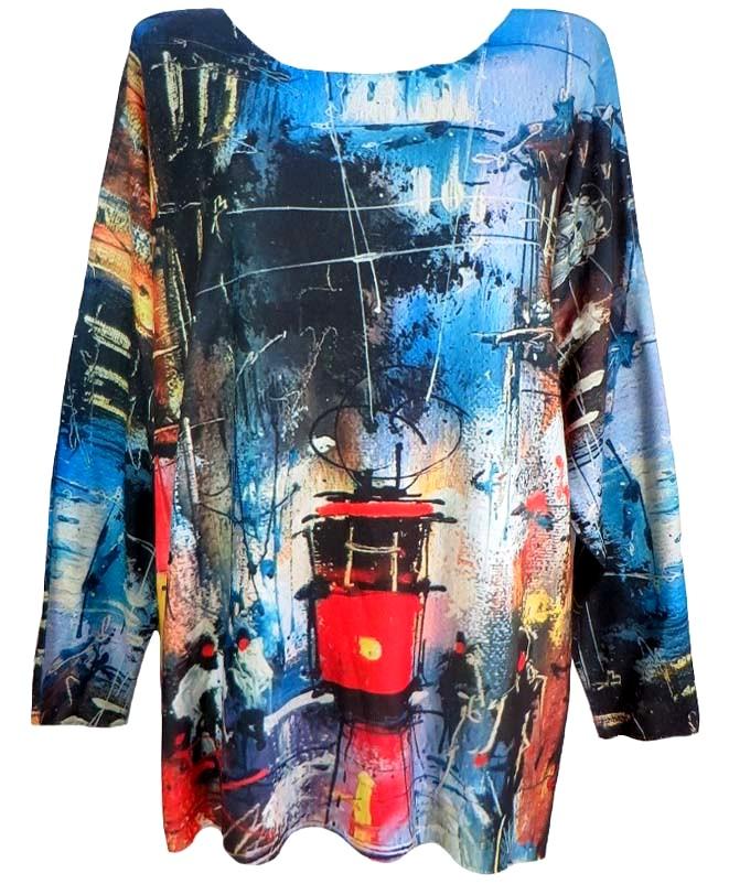 Дамска блуза Картина 6