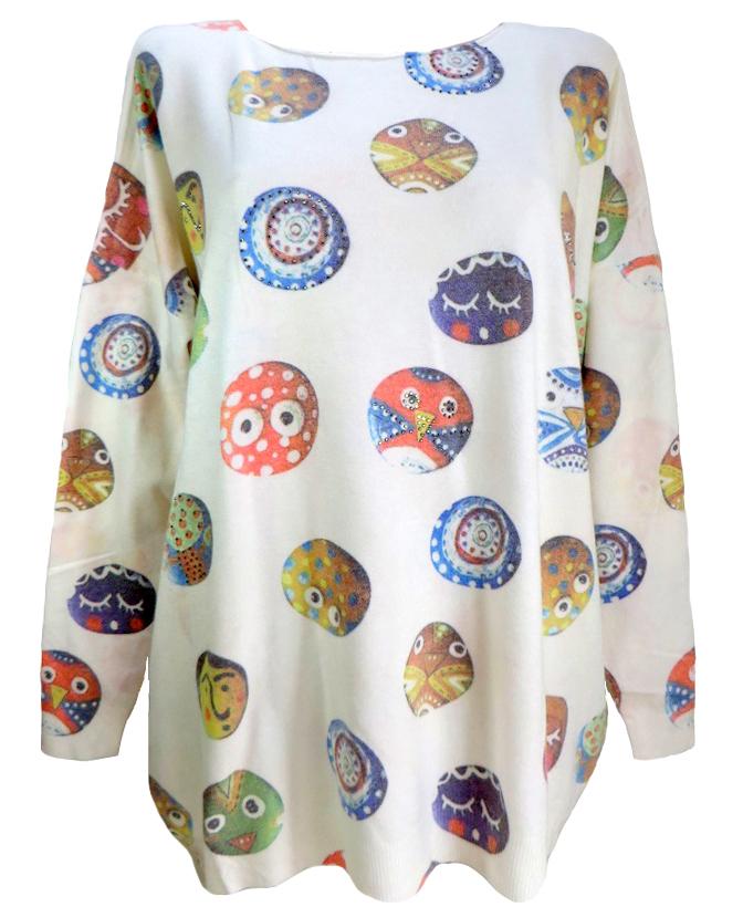 Кашмирена блуза Лидия