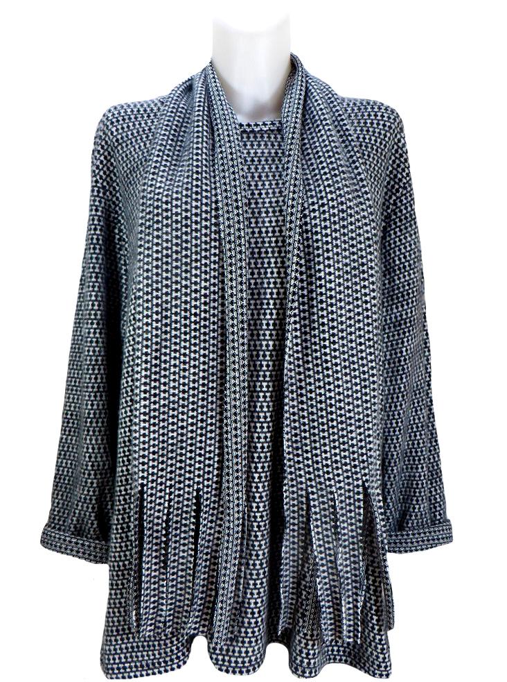 Блуза с шал Моника