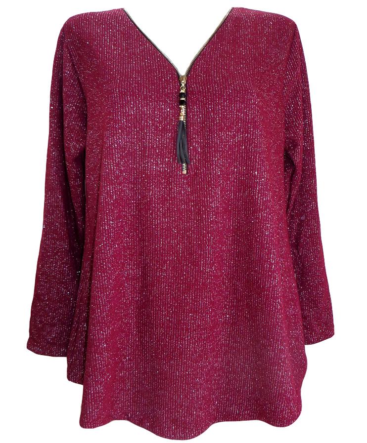 Елегантна блуза Луиза
