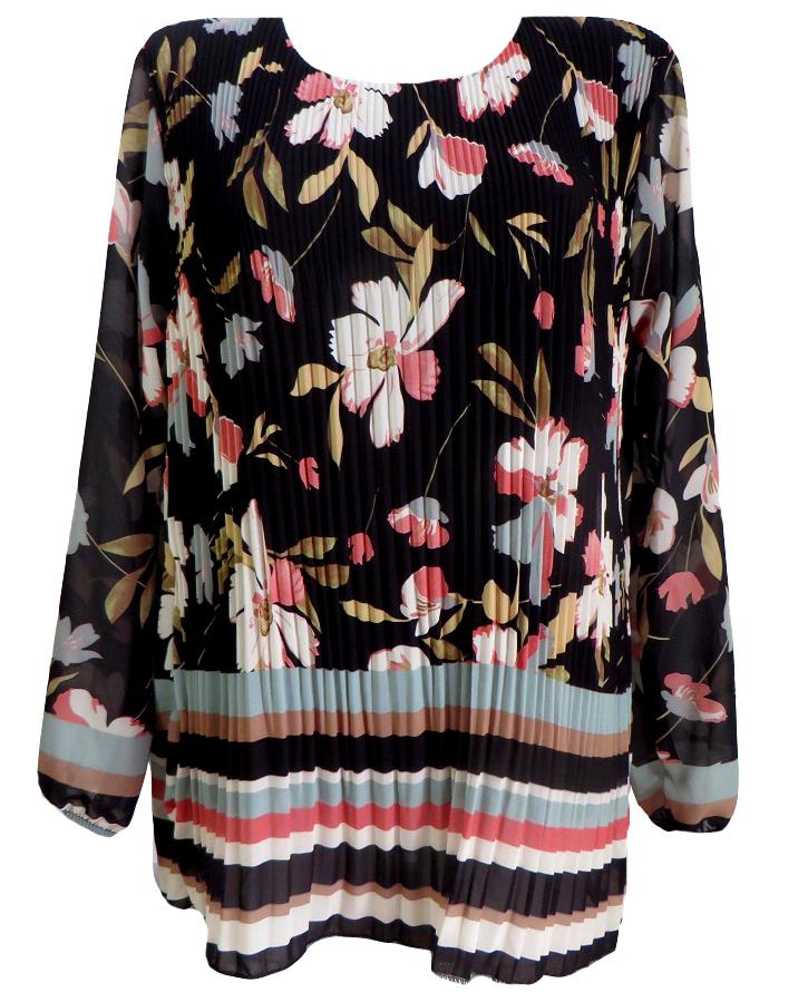 Шифонена блуза Сара