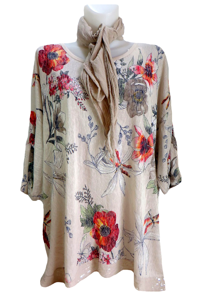 Модерна блуза Лайза 2