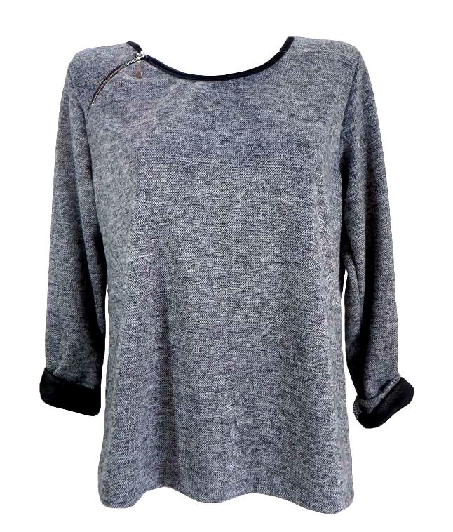 Модерна блуза Ивон