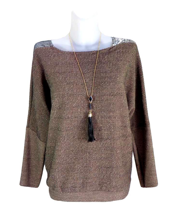 Модерна блуза Надя
