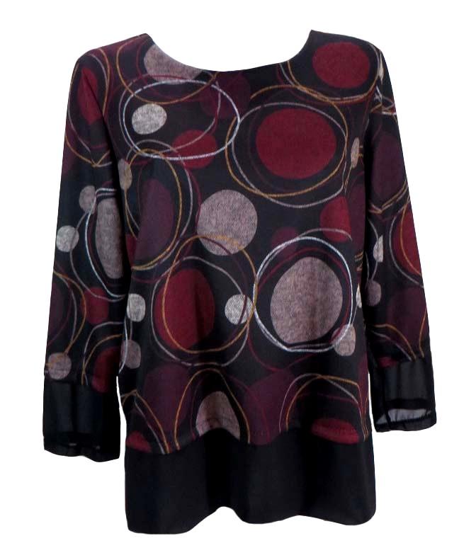 Модерна блуза Ирен