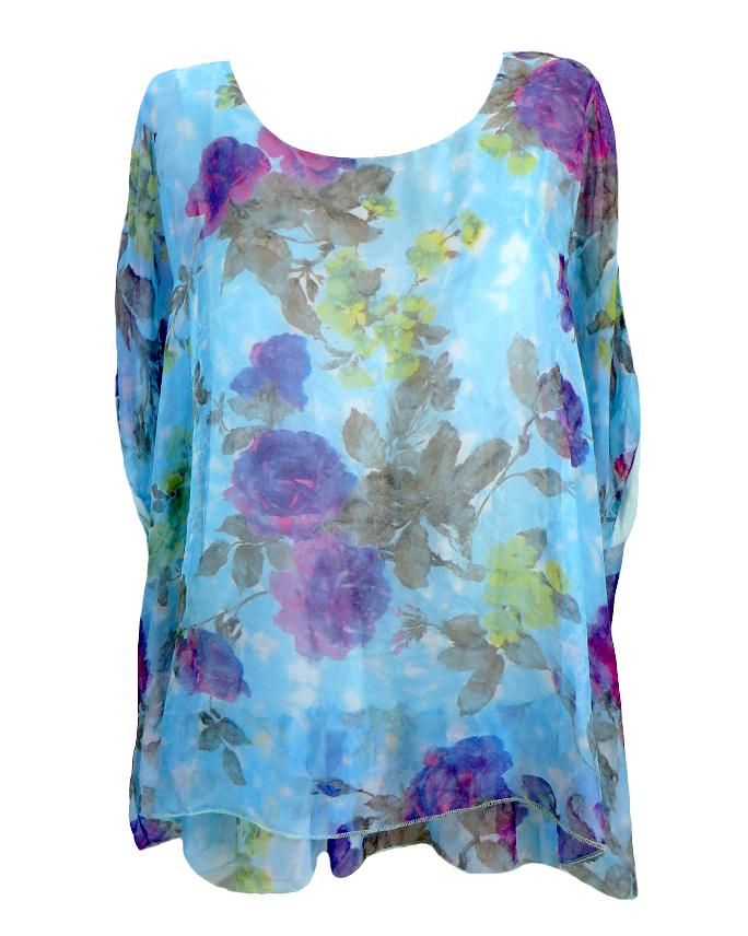 Елегантна блуза Яна