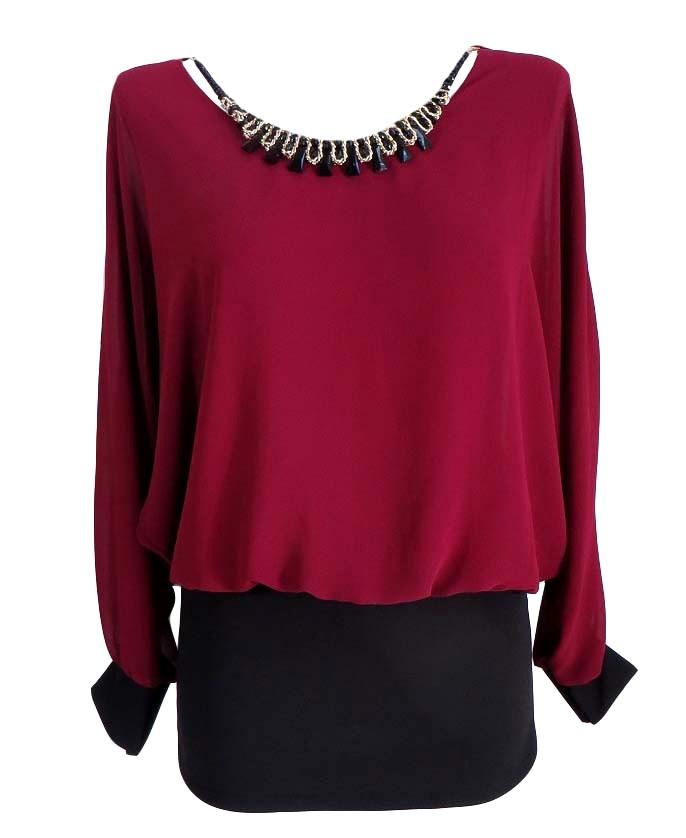 Елегантна блуза Карина