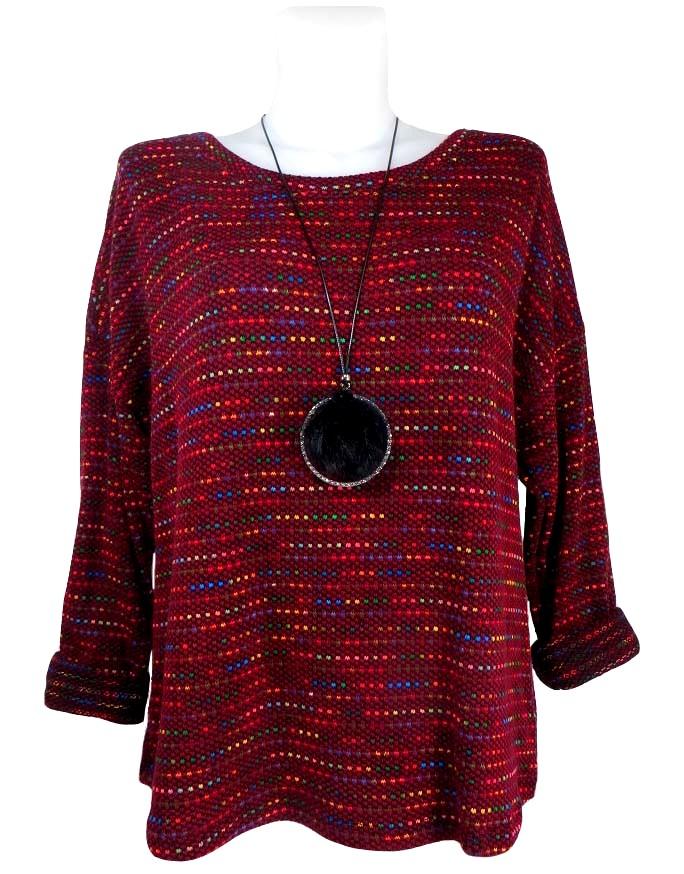 Модерна блуза Мира