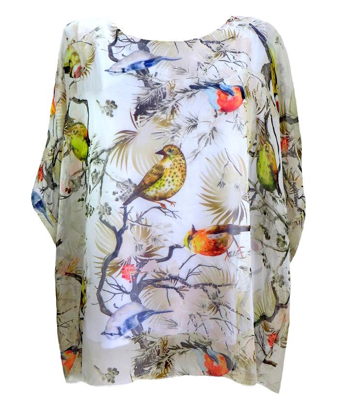 Шифонена блуза Лора