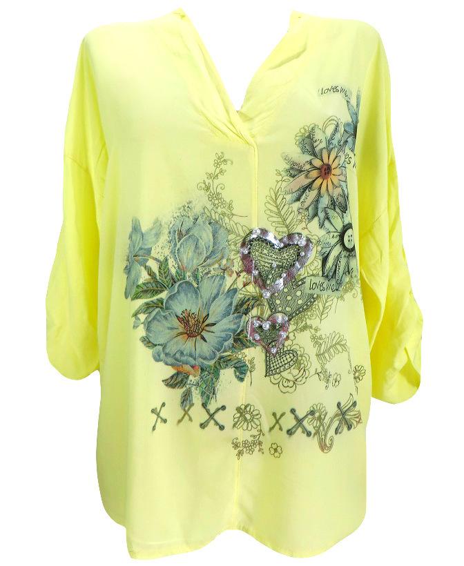 Елегантна блуза Катерина