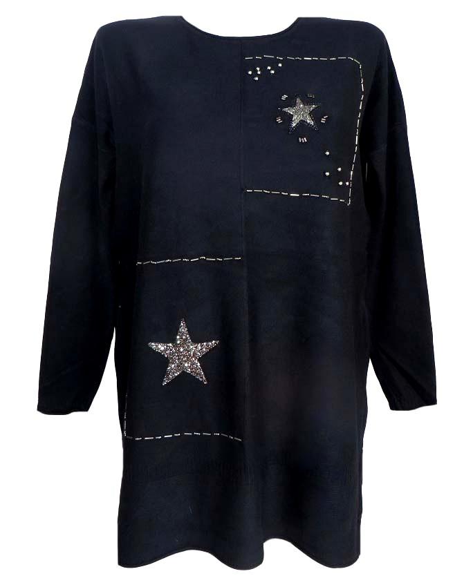 Кашмирена блуза Яница