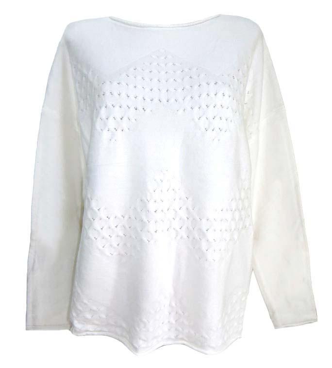 Кашмирен пуловер Нанси