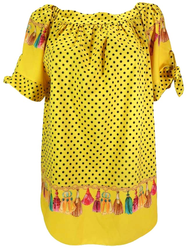 Елегантна блуза Танита