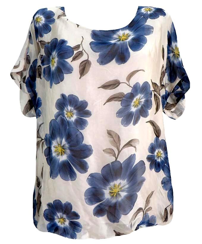 Елегантна блуза Сесилия