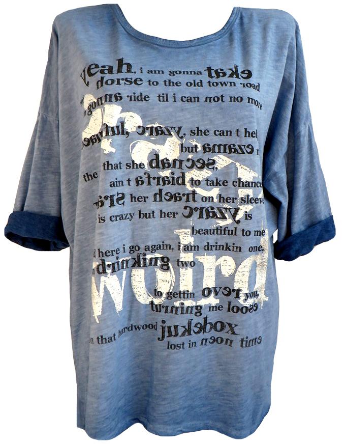 Модерна блуза Иза