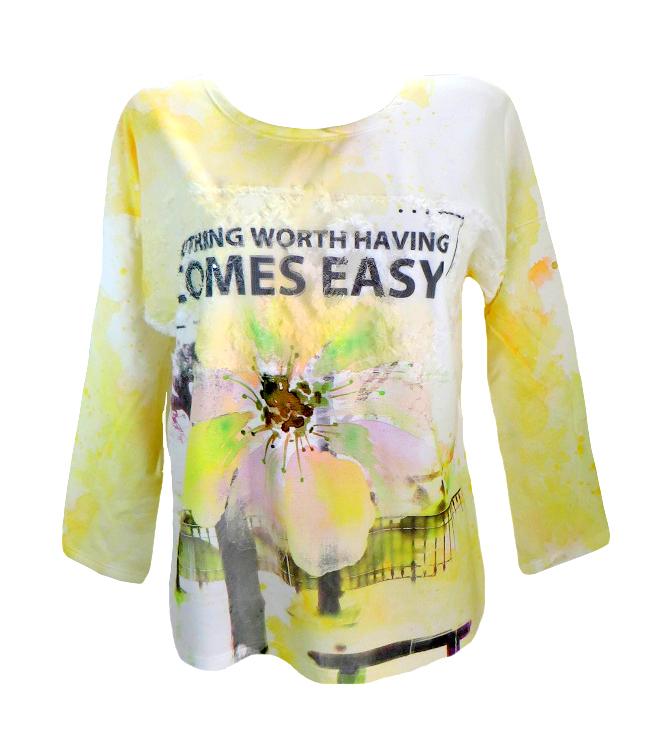 Блуза Цвета