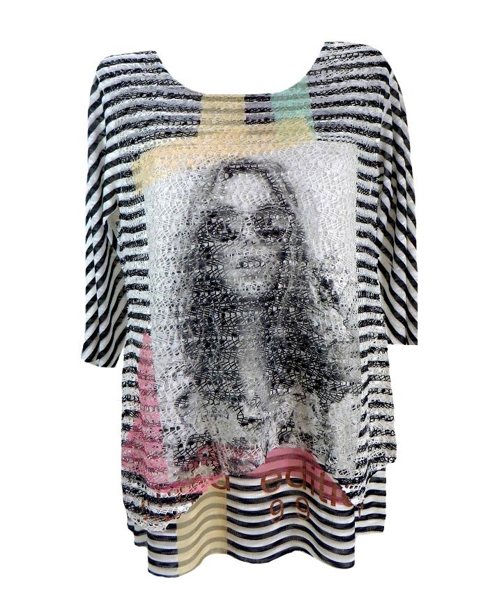 Модерна блуза Михаела