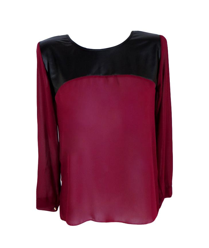Елегантна блуза Глория