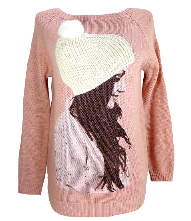 Плетена блуза Марисол