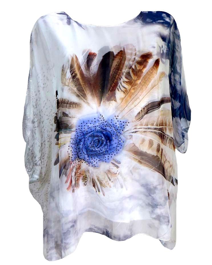 Елегантна блуза Вили