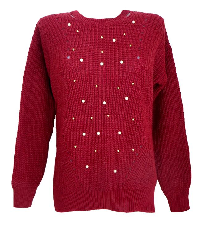 Плетена блуза Нели